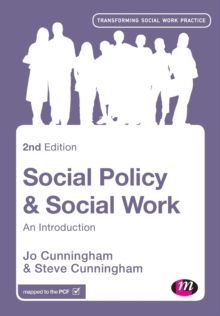 Social Policy and Social Work : An Introduction, Paperback Book