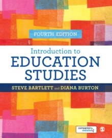 Introduction to Education Studies, Paperback Book
