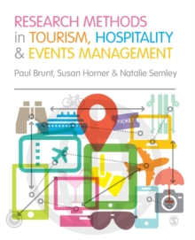 Research Methods in Tourism, Hospitality and Events Management, Paperback Book