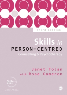 Skills in Person-Centred Counselling & Psychotherapy, Paperback Book