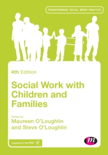 Social Work with Children and Families, Paperback / softback Book