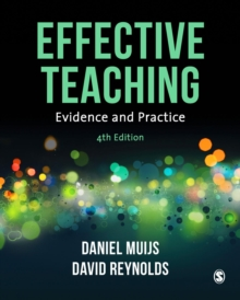 Effective Teaching : Evidence and Practice, Paperback / softback Book