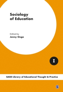 Sociology of Education, Hardback Book