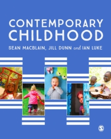 Contemporary Childhood, Hardback Book