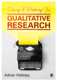Doing & Writing Qualitative Research, Paperback / softback Book