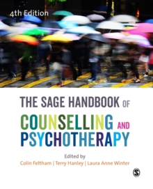The SAGE Handbook of Counselling and Psychotherapy, Paperback / softback Book