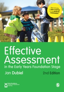 Effective Assessment in the Early Years Foundation Stage, Paperback / softback Book