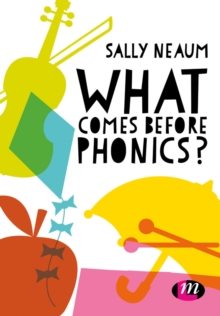 What comes before phonics?, Paperback / softback Book