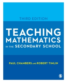 Teaching Mathematics in the Secondary School, Paperback / softback Book
