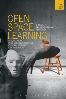 Open-space Learning : A Study in Transdisciplinary Pedagogy, Paperback / softback Book