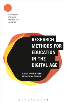 Research Methods for Education in the Digital Age, Paperback Book