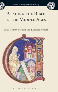 Reading the Bible in the Middle Ages, Hardback Book