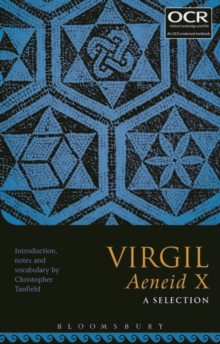 Virgil Aeneid X: A Selection, Paperback Book