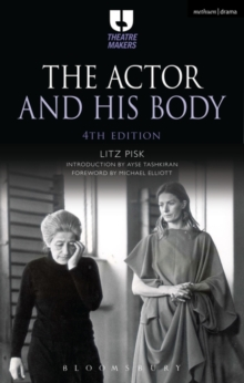 The Actor and His Body, Paperback / softback Book
