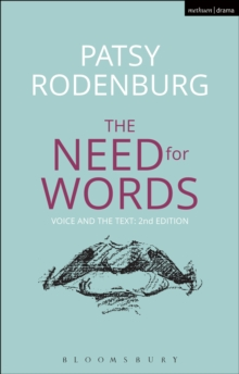 The Need for Words : Voice  and the Text, PDF eBook