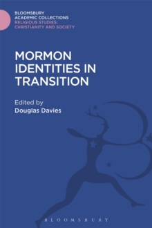 Mormon Identities in Transition, Hardback Book