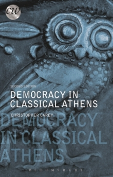 Democracy in Classical Athens, Paperback / softback Book