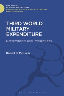 Third World Military Expenditure : Determinants and Implications, Hardback Book