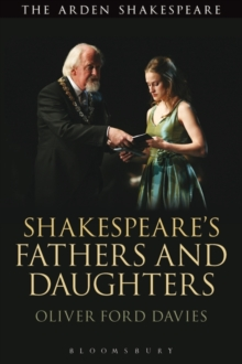 Shakespeare's Fathers and Daughters, Hardback Book