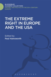 The Extreme Right in Europe and the USA, Hardback Book