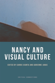 Nancy and Visual Culture, Hardback Book