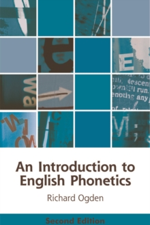 An Introduction to English Phonetics, Paperback Book