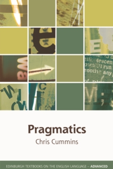 Pragmatics, Paperback / softback Book