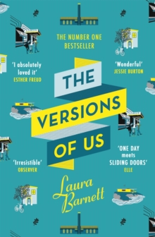 The Versions of Us : The Number One bestseller, Paperback / softback Book