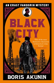 Black City, Paperback / softback Book