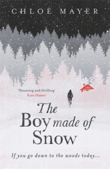 The Boy Made of Snow, Hardback Book