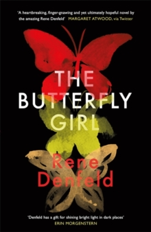 The Butterfly Girl, Hardback Book