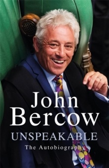Unspeakable : The Autobiography, Hardback Book