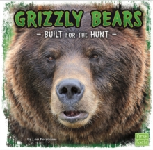 Grizzly Bears : Built for the Hunt, Hardback Book