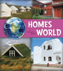 Homes of the World, Hardback Book