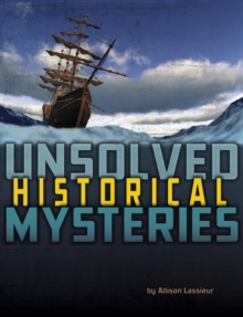 Unsolved Historical Mysteries, Paperback / softback Book