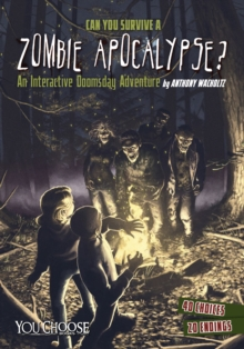 Can You Survive a Zombie Apocalypse?, PDF eBook