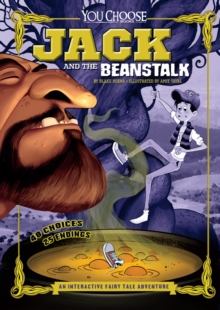Jack and the Beanstalk : An Interactive Fairy Tale Adventure, Paperback Book