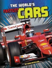 The World's Fastest Cars, Hardback Book