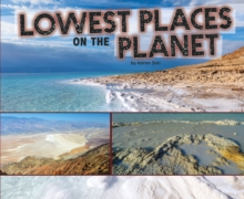 Lowest Places on the Planet, Hardback Book