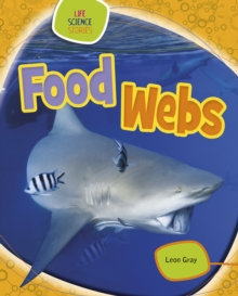 Food Webs, Hardback Book