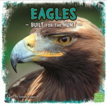 Eagles : Built for the Hunt, Paperback / softback Book