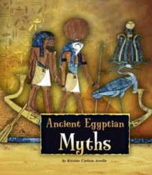 Ancient Egyptian Myths, Paperback Book