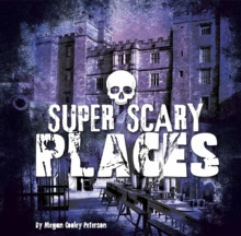 Super Scary Places, Hardback Book
