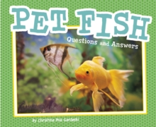 Pet Fish : Questions and Answers, Hardback Book