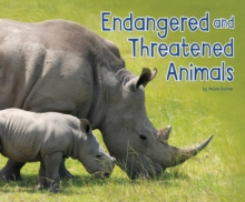Endangered and Threatened Animals, Paperback / softback Book