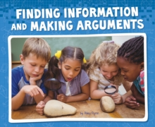 Finding Information and Making Arguments, Paperback Book