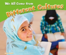 We All Come from Different Cultures, Paperback / softback Book