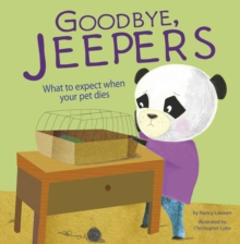 Good-bye, Jeepers, Paperback / softback Book