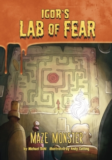Maze Monster, Paperback Book