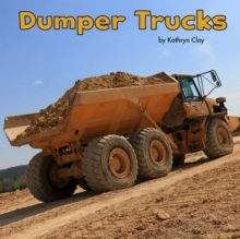 Dumper Trucks, Hardback Book